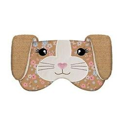 Aroma Home Lavender Seed Scented Floral Bunny Knitted Eye Ma