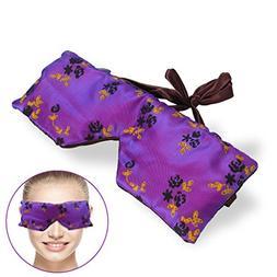 Ewinever Lavender Sleeping Eye Mask/ Eye Pillow/Eye Patch,So