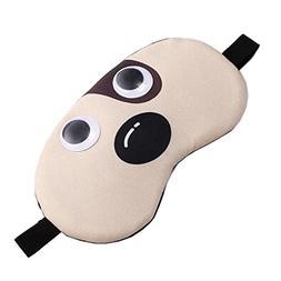 Lightproof & Breathable Sleeping Eye Mask Sleep Mask Travel