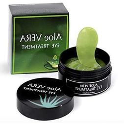 LUXURY Complexes Aloe Vera Eye Treatment Mask  Reduces Wrink