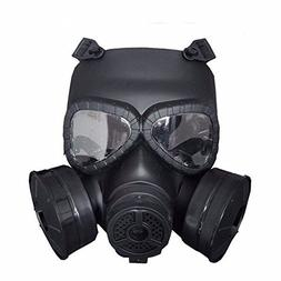 M04 Airsoft Tactical Protective Mask, Full Face Eye Protecti