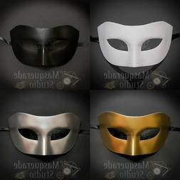 Mens Eye Mask Phantom of the Opera Venetian Minimalist Class