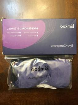Kimkoo Moist Heat Eye Compress&Microwave Hot Eye Mask for Dr