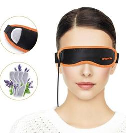 Moist Heat Eye Mask for Dry Eyes, Electric USB Eye Compress