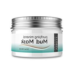 Mud Mask by VEBELLE the Anti Aging Company - Organic & Natur