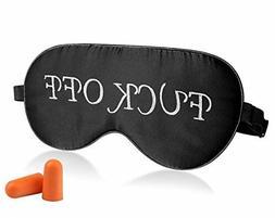 Natural Silk Sleep Mask, Best Mask Eye Cover for Travel, Nap