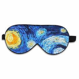 ALASKA BEAR Natural silk sleep mask blindfold super-smooth e