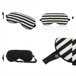 Lonfrote Natural Silk Sleep Mask Soft Sleeping Eye Masks & B