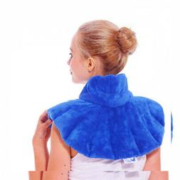 Huggaroo Neck and Shoulder Wrap: Herbal, Microwavable, Thera