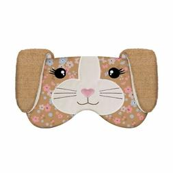 NEW Aroma Home Lavender Seed Scented Floral Bunny Knitted Ey