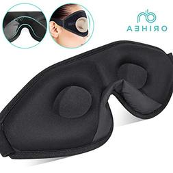 OriHea Eye Mask for Sleeping,3D Comfort Soft Sleep Mask Me