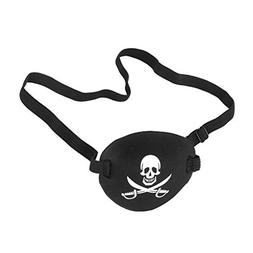 Generic Kids Pirate Skull Crossbone Eye Patch Eye Mask Eyesh
