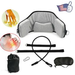 Portable Head Pillow Hammock Cervical Traction Device For Ne