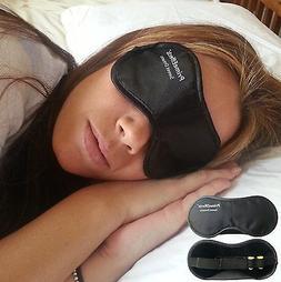 PrimeEffects™ Sweet Dreams Sleep Mask with Ear Plugs