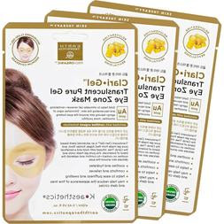 Rejuvenating ClariGel Translucent Pure Gel Eye Zone Mask by