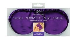 Aroma Home Satin Eye Mask, Lavender