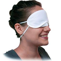 OptiSex Satin Luxe Double Strap Blindfold Eye Mask, Enchanti