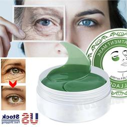 Seaweed Hydrogel Eye Patches Collagen Eye Mask for Puffy Dry