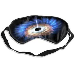 silk eye mask black hole