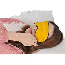 eYourlife2012 100% Pure Silk Fill Eye Mask Sleeping Mask Sle