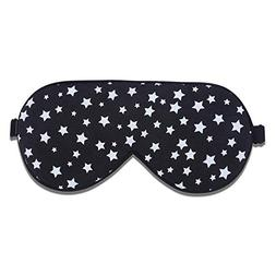Alaska Bear Natural Silk Sleep Mask, Blindfold, Super Smooth