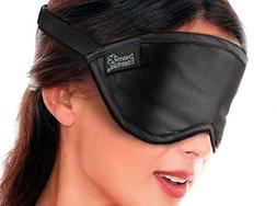 Dream Essentials® Silk Sleep Mask - Super Premium Black Eye