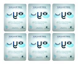 BioRepublic Skin Care Lost Baggage Biocellulose Under-Eye Em