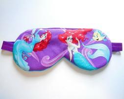 Sleep Eye Mask Little Mermaid Disney Princess Character Arie