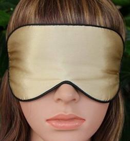 Sleep Eye Masks, Comfortable Natural Silk, Ultra Soft & Ligh