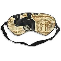 All agree Sleep Mask African Woman and Her Baby Eye Mask Cov