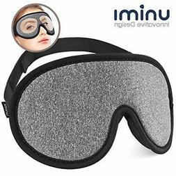 Sleep Mask,Unimi Eye Mask for Sleeping 3D Breathable Memory