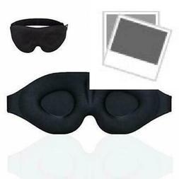 Sleep Mask for Women Men, Eye mask Sleeping 3D Contoured Cup