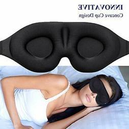Sleep Mask for Women Men, Eye mask for Sleeping 3D Contoured