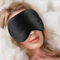 Sleep Mask Sleeping Snoring Cotton Travel Aid Soft Cover Eye