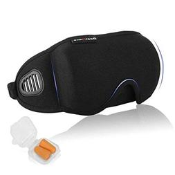 Sleep Mask, Lightweight and Comfortable, Super Soft, Adjusta