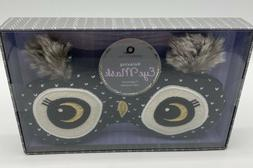 AROMA HOME Sleep Owl Knit Eye Mask-Fragranced Relaxing with