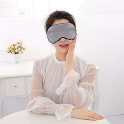 Sleeping Eye Mask Eye Shade Sleep Mask Black Mask Bandage On