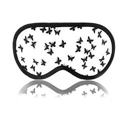 Sleeping Mask Butterfly - Natural Soft & Comfortable Cotton