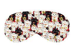 Sleeping Sheep Cute Sleep Mask  Lightweight & Comfortable So