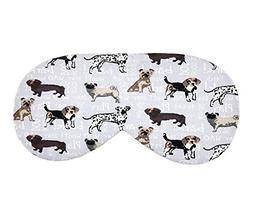 Sleeping Sheep  Cute Sleep Mask Comfortable Face Blindfold C