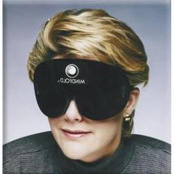 Sleeping Sleep Eye MASK Aid Blindfold w/FREE Earplugs Made i
