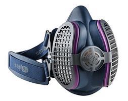 GVS SPR457 Elipse P100 Half Mask Respirator, Medium and Larg