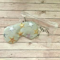 Free People Starry Eyed Vegan Leather Eye Mask with Cooling