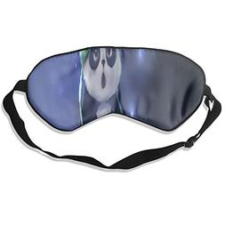 C-JOY Starry Sky Panda Fashionable Eye Shade Patch Sleeping