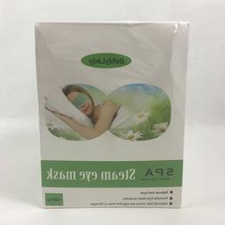 Steam Eye Mask for Dry Eye Moist Heat Compress Pad Relief Ey