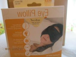 STRESS RELIEF PILLOW EYE MASK WITH ERGO  BEADS