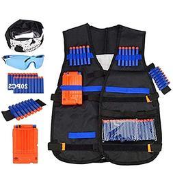 Cha Long Children Tactical Vest Kit Adjustable Tactical Vest