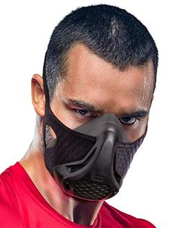 Sparthos Training Mask High Altitude Mask Gym Workouts, Runn
