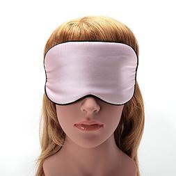 USCAMEL Tranquility 100% Silk Sleep Mask - Very Lightweight