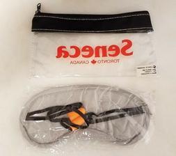 Travel Sleep Aid Combo Eye Mask Ear Plugs Carry Bag Great fo